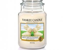 white chocolate bunny you can now get white chocolate bunny yankee candles spin1038