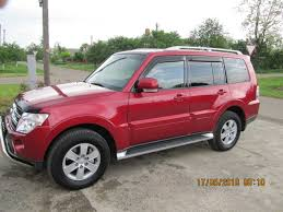 mitsubishi red car picker red mitsubishi pajero
