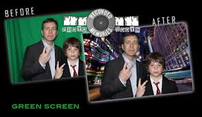 green screen photo booth customize recorded memories