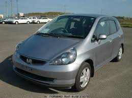 japanese used cars honda fit used 2003 honda fit 1 3a ua gd1 for sale bf33078 be forward