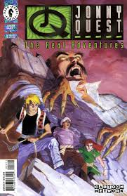 jonny quest the real adventures of jonny quest 2 net of chaos part 2 issue