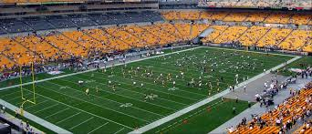 Ball State Parking Map by Heinz Field Parking Guide Prices Maps Deals And Tips
