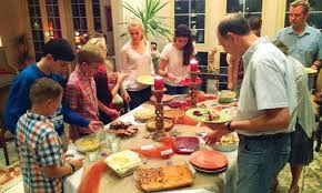 Traditions On Thanksgiving Tweaking Traditions To Celebrate Holidays Abroad Stripes Okinawa