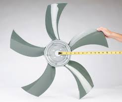 how to measure a ceiling fan how to determine the diameter of an axial flow fan multi wing america