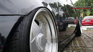 stance fitment appreciation page 25 best fitment black persona with silver rims galeri kereta youtube