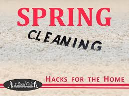 Spring Cleaning Hacks Spring Cleaning Hacks For The Home