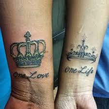 9 tattoo ideas for couples who plan to make it last forever