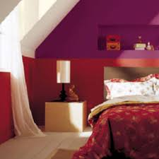 Two Tone Living Room Walls by Top Bedroom Colors Inspired Paint And Moods For Couples Two Tone