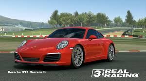 porsche carrera porsche 911 carrera s real racing 3 wiki fandom powered by wikia