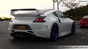 nissan 370z tuner evolution nissan 370z youtube