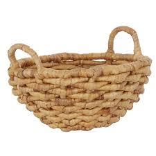 tk maxx home decor small light brown wicker basket storage home accessories