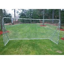 lion sports fold2go portable steel soccer goal 8 x 6 ft hayneedle