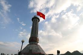 Appeal To Heaven Flag Lung Cu Flag Tower The Northernmost Point Of Vietnam