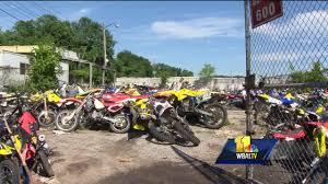motocross bikes pictures dirt bikes stolen across maryland