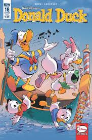 donald duck 16 u2013 idw publishing