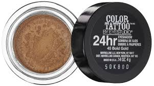 maybelline 24 hour color tattoo creamy beige best tattoo 2017