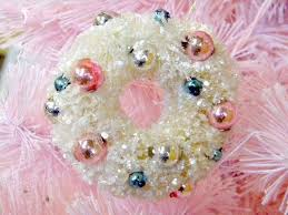 Shabby Chic Christmas Tree by 147 Best Shabby Chic Christmas Wreaths Images On Pinterest