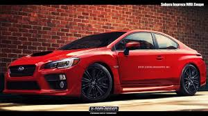 subaru leone coupe 2015 subaru wrx coupe rendering autoevolution
