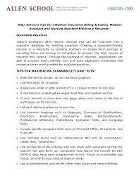 Resume Of Nursing Assistant Resume Tips For Medical Assistants Nursing Assistants And Medical Bi U2026