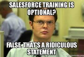 Training Meme - top 5 salesforce memes in 2017 opfocus inc