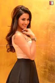 Sonal Chauhan At Pandaga Chesko Movie Success Meet Tollywoodtimes