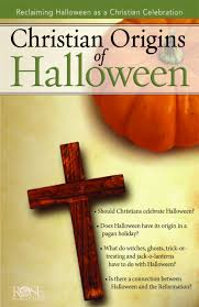 The Origins Of Halloween by Christian Origins Of Halloween Pamphlet Angie Mosteller Ma Rose