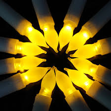 white light bulbs not yellow led taper candles set of 12 battery operated flameless taper
