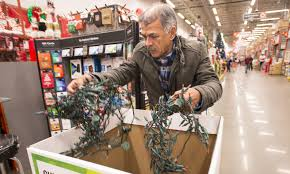 holiday lights failing recycle instead of tossing them out