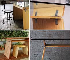 Modular Home Office Desk Modular Home Furniture 7 Wood Bed Chair Desk Designs