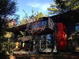 house from ex machina modern haliburton luxury lakeside living in your own private