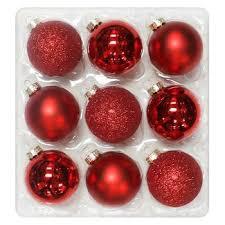 glass snowflake ornament set target