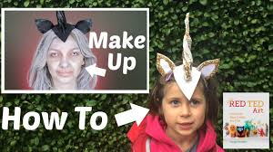 Halloween Brown Paper Bag Crafts Diy Unicorn Horn Craft Made From Brown Paper Bags In