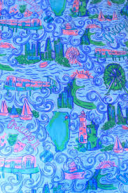lilly pulitzer chicago murfee scarf shopcountryclassics com