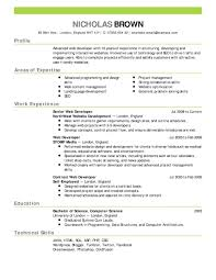 Free Professional Resumes Resume How To Prepare A Resume And Cover Letter How To Make A
