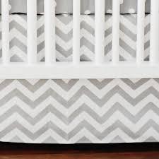 Bed Skirt For Crib Gray Crib Skirt Chevron Crib Skirt Gray Crib Skirts