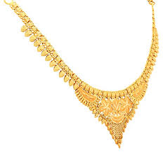 long yellow gold necklace images Buy senco gold 22k yellow gold chain necklace online on amazon jpg