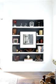 Bookshelf Wall Mounted Bookcase Build Bookcase Wall Unit Wall Mounted Shelves Wall