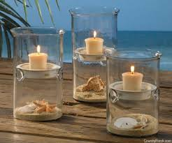 Seashell Centerpieces For Weddings by 153 Best Seashell Lanterns Images On Pinterest Seashells Candle