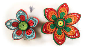 tutorial quilling flower quilling flowers tutorial how to make paper flower advanced