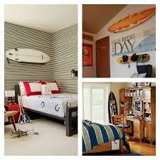 deco de chambre ado idée déco chambre ado autour du surf et de la mer ideeco