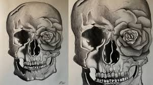 skull and drawing at getdrawings com free for personal use