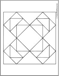 Quilt Codes Coloring Pages Murderthestout Quilt Block Coloring Pages