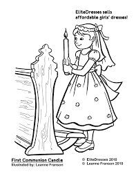 first communion coloring pages communion chalice and host first