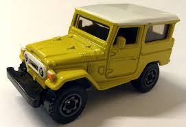 yellow toyota truck 1968 toyota land cruiser fj40 matchbox cars wiki fandom