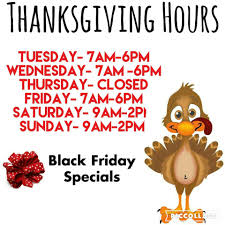 winners thanksgiving hours oasis nutrition lounge accueil facebook