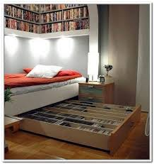 Bookshelves Nyc by How To Transform Your Bedroom With Unique And Compact Look Of
