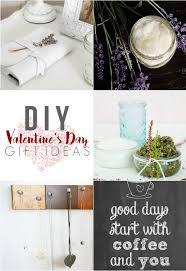 Homemade Valentine S Day Gifts For Her by Diy Valentine U0027s Day Gift Ideas Link Party 138 Mom Skills