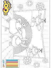 twirlywoos print colour abc kids