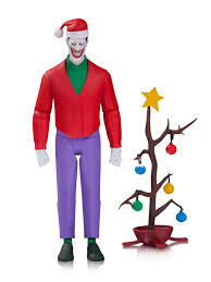 batman animated series christmas with the joker