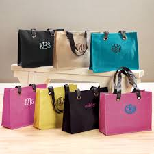 personalized totes beach bags bridesmaid totes and bags